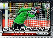 World Cup Prizm card Brasil Fifa 2014  Manuel Neuer