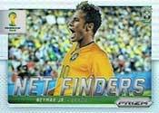 Prizm card World Cup NetFinders Neymar Jr. Fifa Brasil 2014