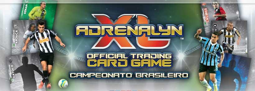 Cards Adrenalyn XL Campeonato Brasileiro 2014 Brasileirão